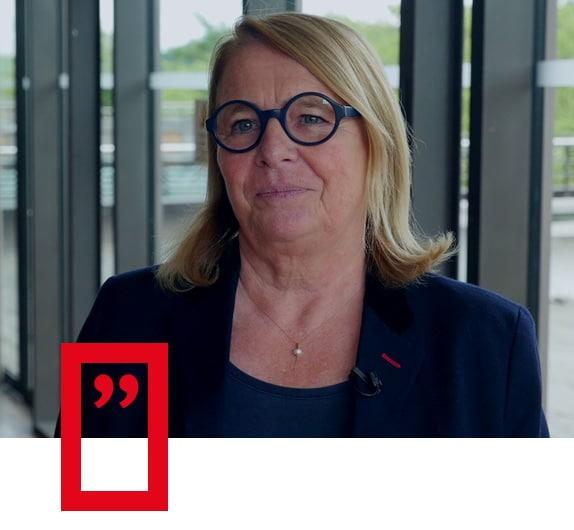 Nathalie GATEAU, Directrice mécénat social et prévention