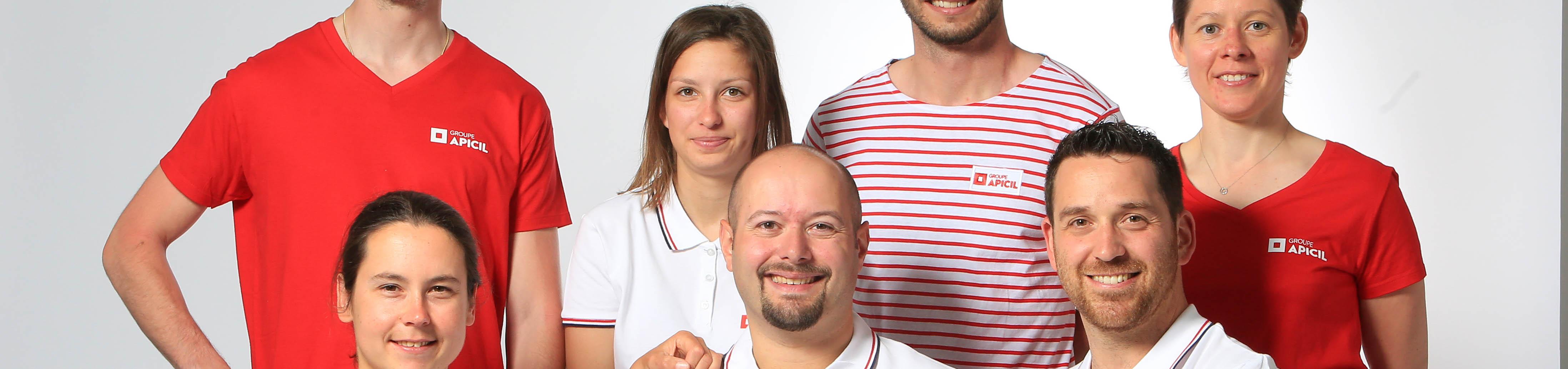 Team APICIL | Groupe APICIL