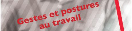 <b>Gestes et postures au travail<b /> | Groupe APICIL