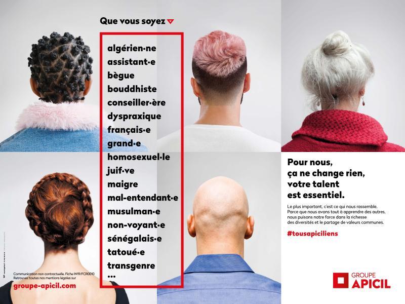 affiche diversité