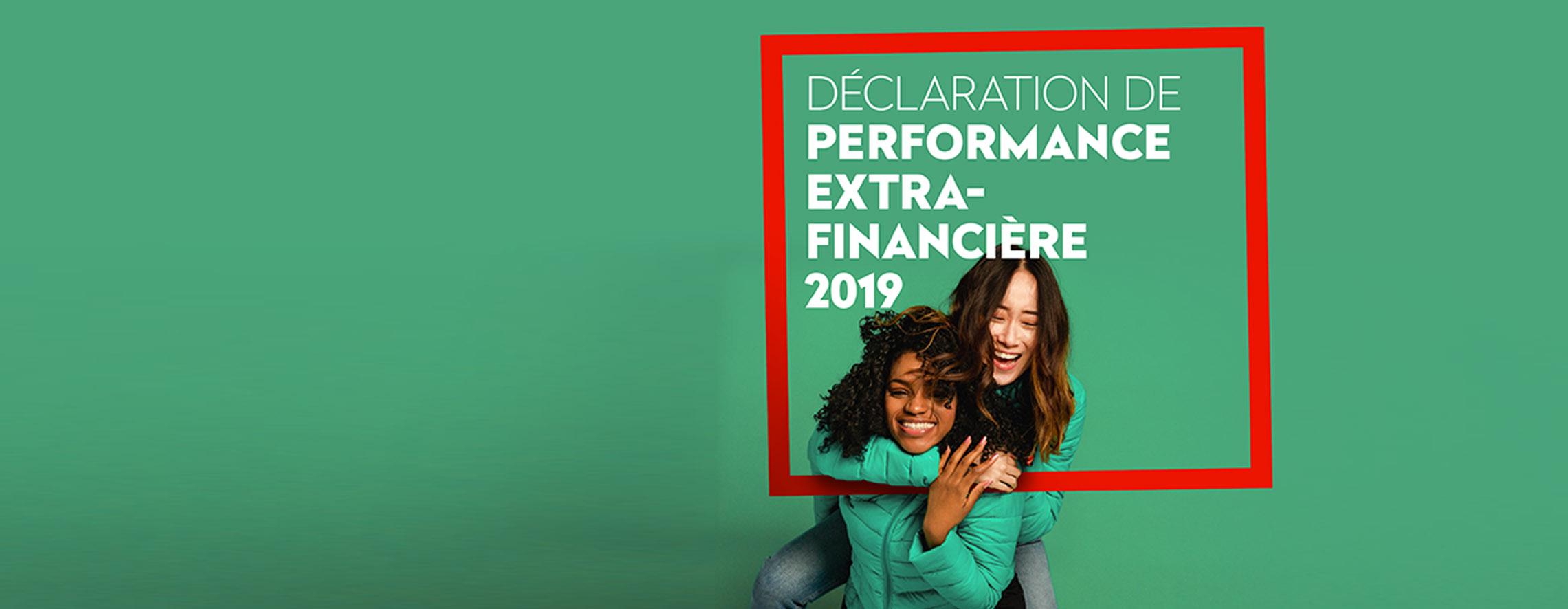 Nos <b>données extra-financières 2019 </b>