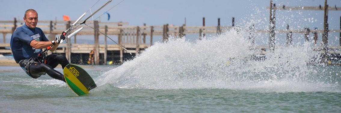 <b>Chris Ballois </b>: un kite-surfeur dans la team ! | Groupe APICIL
