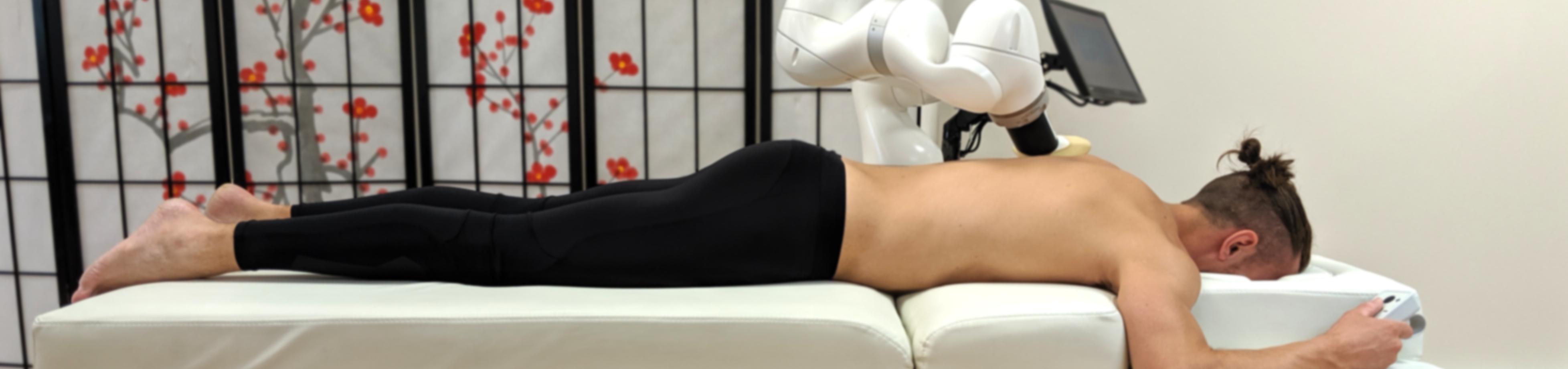 <b>Expérimentation de Capsix Robotics</b> auprès de la Clinique du Parc à Lyon | Groupe APICIL